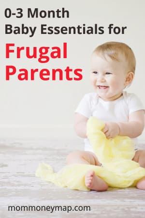 Baby Essentials First 3 Months