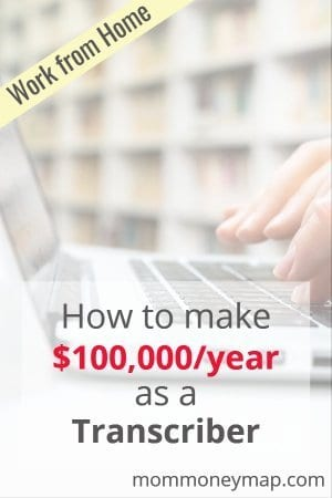 How to Become a Transcriptionist and earn $100,000/year