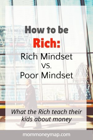 Rich vs. poor mindset: How to be Rich