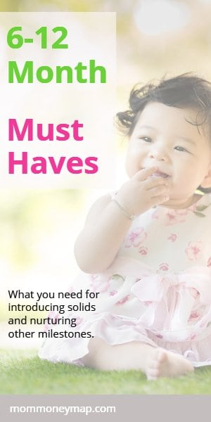 Baby Must Haves for 6-12 Months