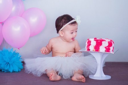 First Birthday Party on a Budget