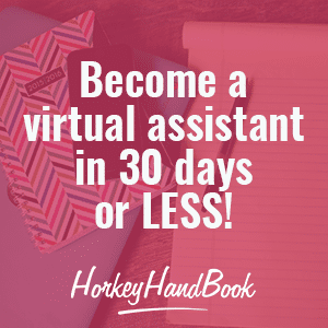 training for virtual assistant