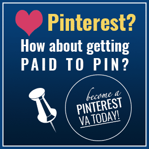 how to be a pinterest virtual assistant