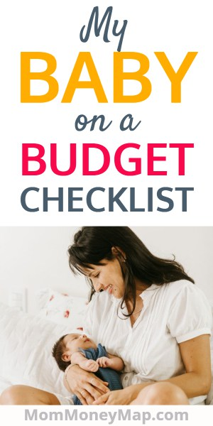 How to have a baby on a budget