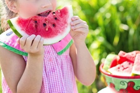 Camping food for toddlers