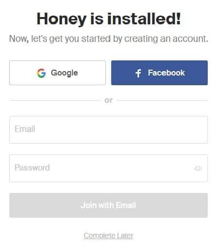 Install Honey