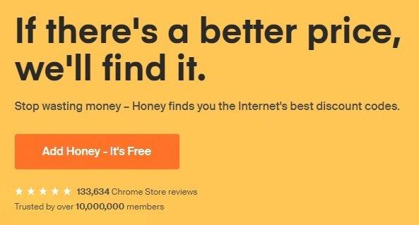 Join Honey app