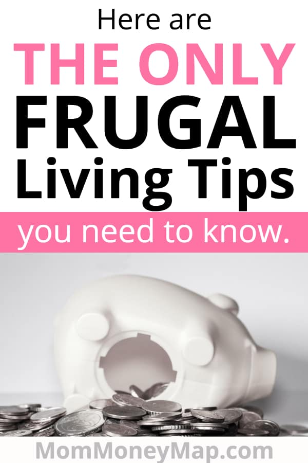 Ways to be frugal
