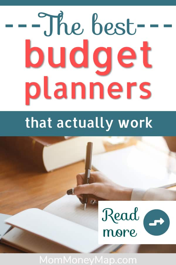personal finance planner book