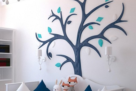 Affordable nursery decor