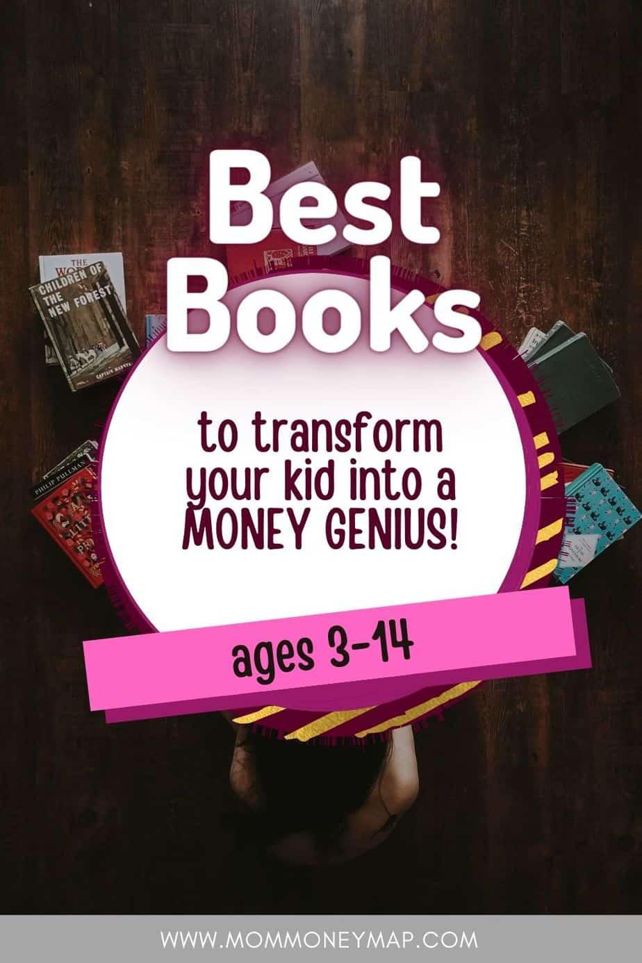 Children's book about finance