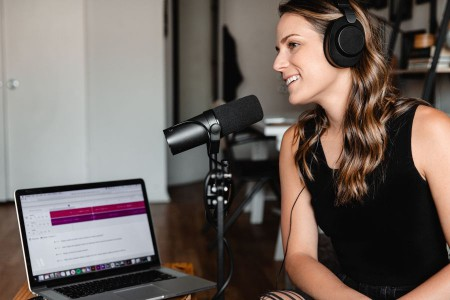how to be a podcast producer