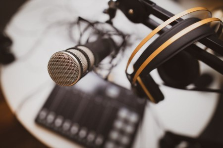 How to get a job on a podcast