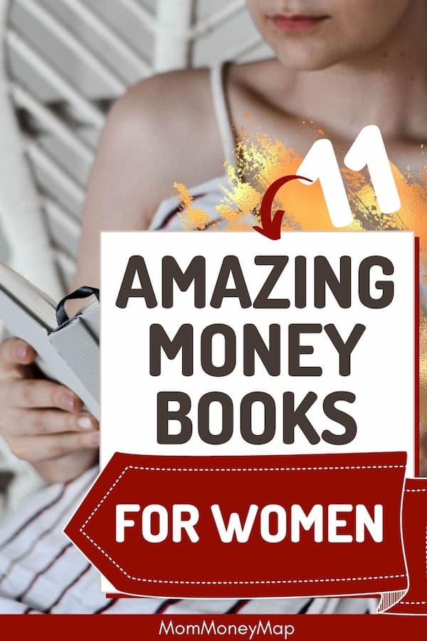 Financial Books Every Woman Should Read (All By Female Authors)