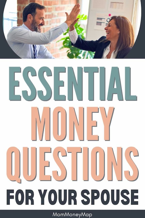 Good money questions to ask your spouse