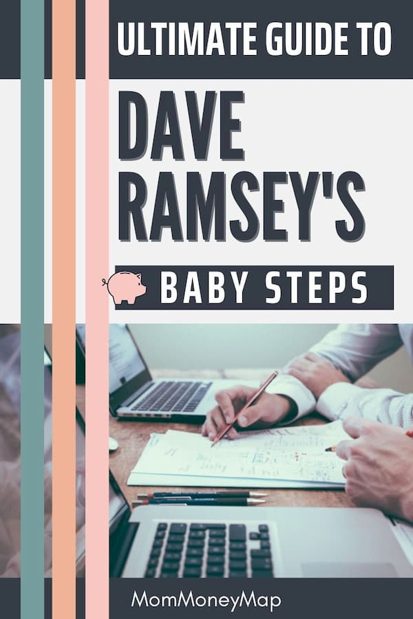 What are dave ramsey baby steps list