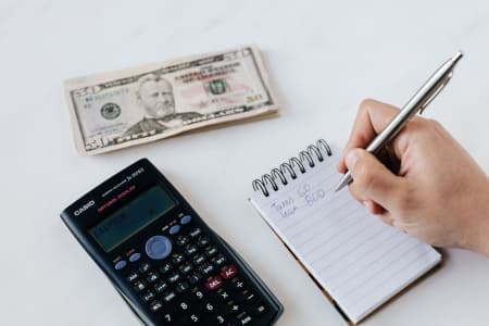personal expense categories list