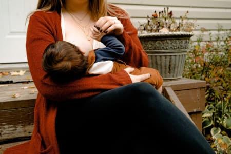 breastfeeding gear