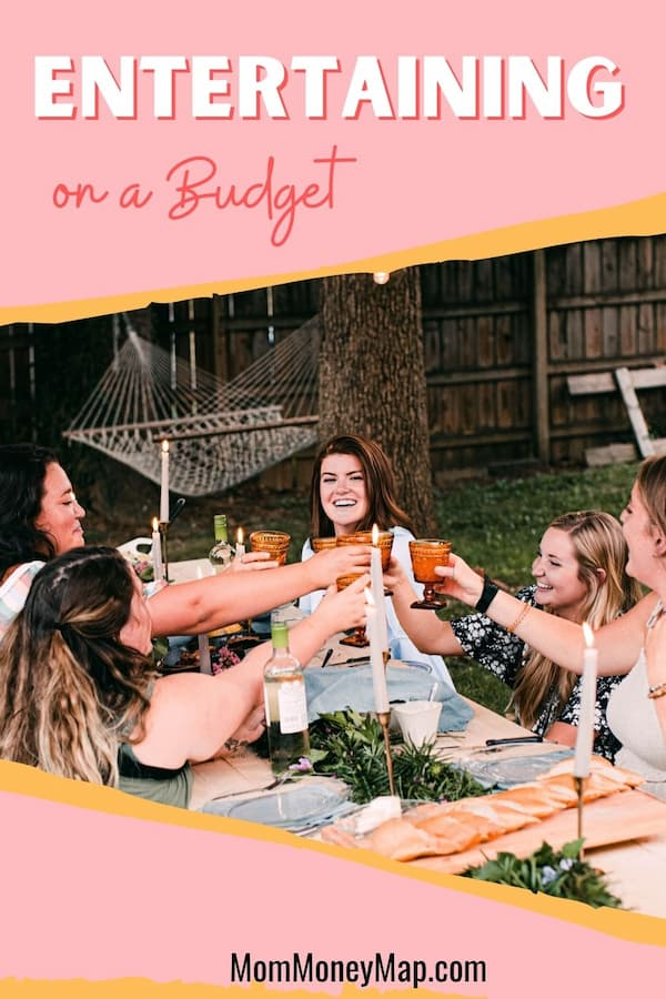 How to entertain friends inexpensively