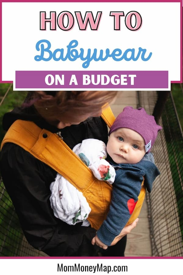 good affordable baby carrier
