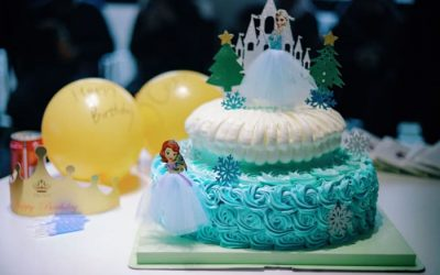 Frozen Birthday Party Ideas on a Budget