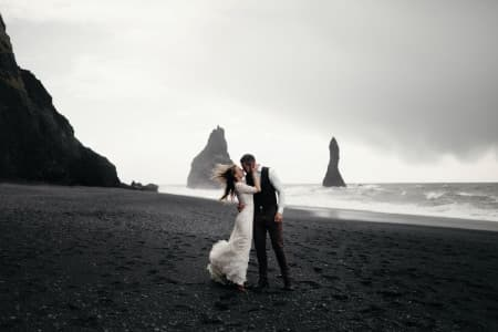 cheap beach wedding
