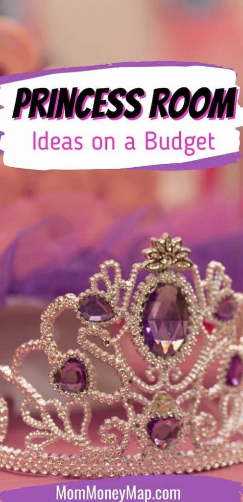 Baby princess room ideas