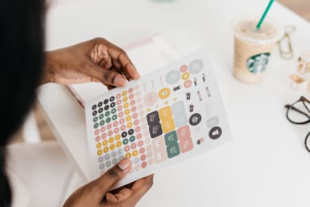 selling planner stickers on etsy